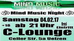 Party flyer: ॐ Mind Music Night IIॐ 4 Feb '17, 21:00