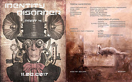 Party flyer: Identity Disorder 4 11 Feb '17, 23:00