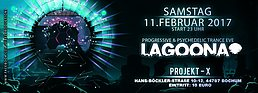 Party flyer: ★Lagoona★ Progressive & Psychedelic Trance Eve 2017 11 Feb '17, 23:00