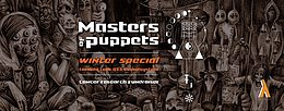 Party flyer: ❆Masters Of Puppets Winterspecial❆ ft. Lambda Labs QX 3 !!!LOCATIONCHANGE!!! 11 Feb '17, 22:00