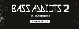 Party flyer: Bass-Addicts Vol. 2 17 Feb '17, 21:00