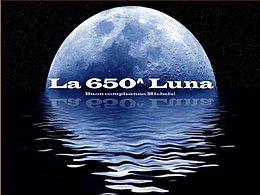 Party flyer: La 650a LUNA! 18 Feb '17, 22:00
