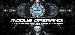 Party flyer: MODUS OPERANDI + After 18 Feb '17, 20:00