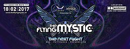 Party flyer: THE FLYING MYSTIC - The next flight 18 Feb '17, 22:00