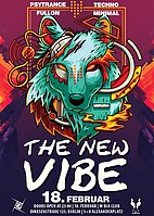 Party flyer: The New VIBE 18 Feb '17, 23:00
