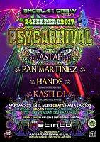 Party flyer: Encela2crew presents: Psycarnival 24 Feb '17, 23:00