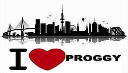 Party flyer: I Love Proggy 24 Feb '17, 23:00