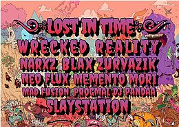 Party flyer: Lost in Time 24 Feb '17, 20:00