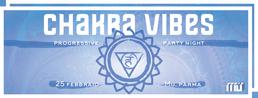 Party flyer: CHAKRA VIBES #5 25 Feb '17, 22:00