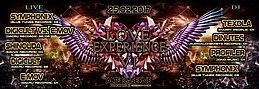 Party flyer: **LOVE EXPERIENCE VI** 25 Feb '17, 23:00