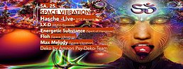 Party flyer: Space Vibration 25 Feb '17, 23:00