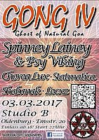 Party flyer: Spiritual GONG 4 3 Mar '17, 22:00