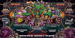 Party flyer: Carnival of Psy (BERN) 4 Mar '17, 21:00