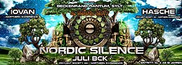 Party flyer: Nordic Silence - IOVAN, Hasche, Juli Bck 4 Mar '17, 23:00