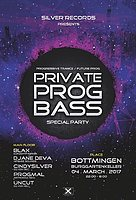Party flyer: Private Prog Bass - Special Party 4 Mar '17, 22:00
