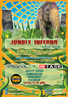 Party flyer: Jungle Inferno 10 Mar '17, 18:00
