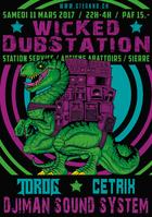 Party flyer: Torog, Cetrix Pon Djiman Soundsystem 11 Mar '17, 22:00