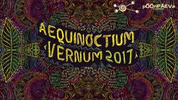 Party flyer: AEQUINOCTIUM VERNUM 2017 17 Mar '17, 18:00