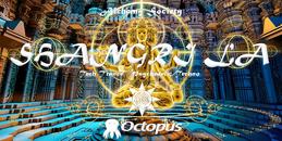 Party flyer: Shangri La ॐ Tech trance & Psychedelic Techno 17 Mar '17, 19:00