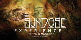 Party flyer: The Sundose Experience ★Jumpstreet live, Chudl live★ 17 Mar '17, 22:00