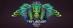 Party flyer: REFLECTION 18 Mar '17, 22:00