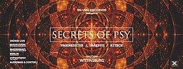 Party flyer: Secrets of Psy - Openair 18 Mar '17, 22:00