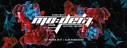 Party flyer: MoDem Festival Pre Party Switzerland 24 Mar '17, 23:00