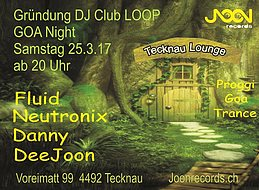 Party flyer: LOOP one 25 Mar '17, 20:00