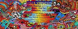 Party flyer: Space Vibration 25 Mar '17, 23:00