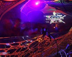 Party flyer: Wendelstein 8-X2 25 Mar '17, 23:00