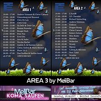 Party flyer: ELECTRONIC SPRING FESTIVAL II 8 Apr '17, 16:00