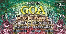Party flyer: Lost in Goa 8 Apr '17, 22:00