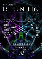 Party flyer: ✱✱ Out of Control - Reunion ✱✱ 8 Apr '17, 22:00