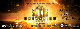 Party flyer: Solis Gathering - Sri Lanka‎ 8 Apr '17, 11:00