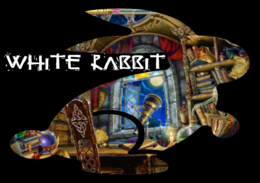 Party flyer: White Rabbit 14 Apr '17, 22:00