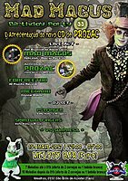 Party flyer: Mad Magus B'Day Party 15 Apr '17, 22:00