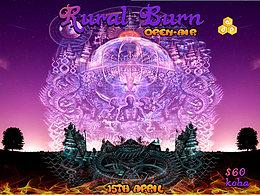 Party flyer: Rural Burn - OpenAir 15 Apr '17, 20:00