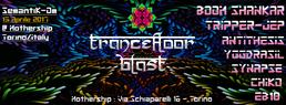 Party flyer: Trancefloor Blast (SemantiK-Om / Mothership) 15 Apr '17, 22:00