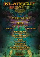 Party flyer: KlangGut Beats: Benni Moon & Benny Mintech Edition 21 Apr '17, 23:00