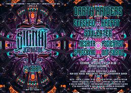 Party flyer: Signal Destruction IV 24 Apr '17, 23:30