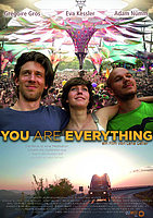 Party flyer: You Are Everything @ Achtung Berlin Filmfestival 24 Apr '17, 22:00