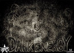 Party flyer: Dark Energy 29 Apr '17, 21:00