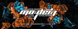 Party flyer: MODEM FESTIVAL TEASER VIENNA presented by ECHOSPHERE 29 Apr '17, 22:00