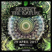 Party flyer: Santa Buddha - Respect the Nature 2017 with Inner Mind Productions 29 Apr '17, 09:00