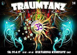 Party flyer: Traumtanz - Tanz der Träume 24 29 Apr '17, 21:00