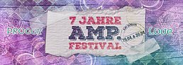 Party flyer: 7 Jahre AMP.Festival / 15Acts 2Floors 1 Chill Area ,Bubble, Klopfgeister uvm. 30 Apr '17, 23:00