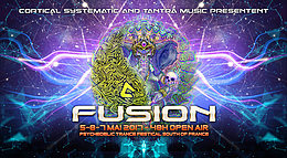 Party flyer: Fusion - 48H Open Air 5 May '17, 20:00