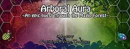 Party flyer: Arboral Aura 6 May '17, 22:00