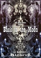 Party flyer: Back to the Moon 6 May '17, 19:00