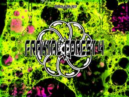 Party flyer: Fraktal Forest 4 6 May '17, 22:00